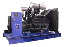 Дизельный генератор ТСС АД-350С-Т400-1РМ11