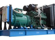 Дизельный генератор ТСС АД-720С-Т400-1РМ11