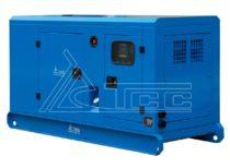 Дизельный генератор ТСС АД-90С-Т400-1РКМ19  в шумозащитном кожухе
