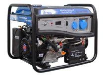 Газовый генератор TSS-SGG-7000Е 7 кВт