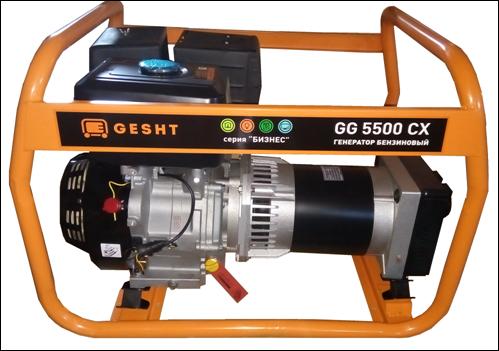 Benzogenerator-Gesht-GG5500CX