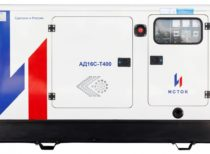 Дизельная электростанция Исток АД16С-Т400-2РПМ11(е)