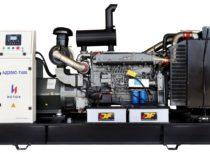 Дизельная электростанция Исток АД250С-Т400-РМ25