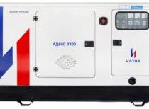 Дизельная электростанция Исток АД60С-Т400-РПМ21