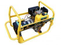 Дизельный генератор Gesht GD5000CE
