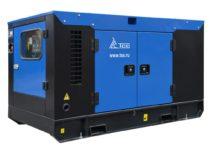 Дизельный генератор ТСС АД-10С-230-1РКМ13 в кожухе