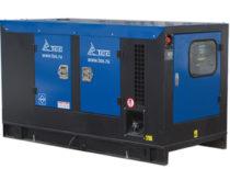Дизельный генератор ТСС АД-16С-Т400-1РКМ13 в шумозащитном кожухе