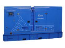Дизельный генератор ТСС АД-300С-Т400-1РКМ5 в кожухе