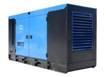 Дизельный генератор ТСС АД-80С-Т400-1РКМ5 в шумозащитном кожухе