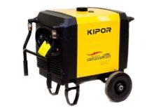 Инверторный бензогенератор Kipor IG6000h