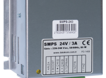 SMPS-123 зарядное устройство (12В 3А) Datakom