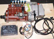 Насос топливный высокого давления TDS 330 6LTE/Fuel Injection Pump Assy