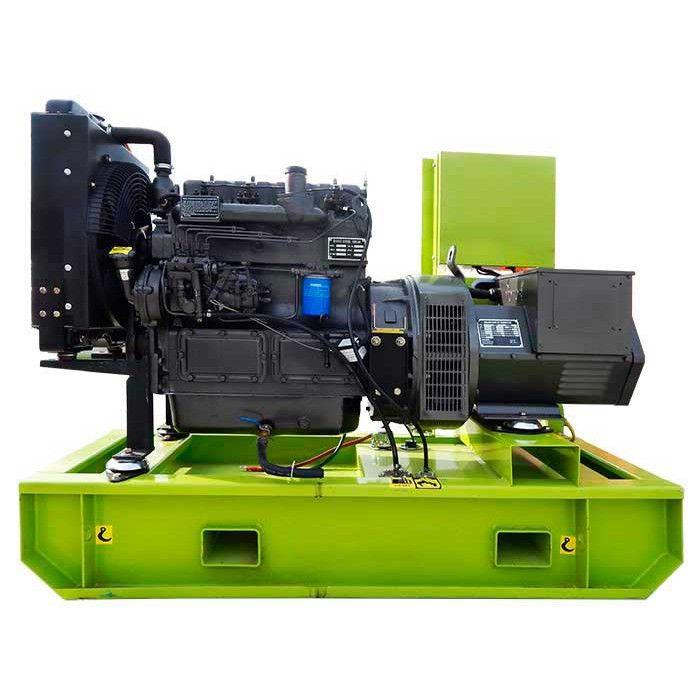 10 кВт открытая RICARDO (дизельный генератор АД 10)