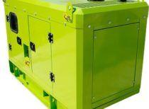 10 кВт в евро кожухе RICARDO (дизельный генератор АД 10)