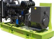 100 кВт открытая RICARDO (дизельный генератор АД 100)