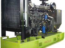 120 кВт открытая RICARDO (дизельный генератор АД 120)