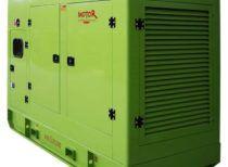 120 кВт в кожухе RICARDO (дизельный генератор АД 120)