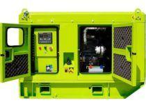 15 кВт в евро кожухе RICARDO (дизельный генератор АД 15)