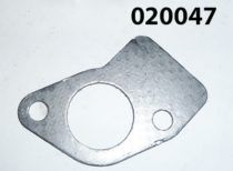 Прокладка глушителя KM186F/Silencer Gasket