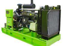 200 кВт открытая RICARDO (дизельный генератор АД 200)