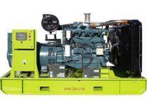 240 кВт открытая DOOSAN (дизельный генератор АД 240)