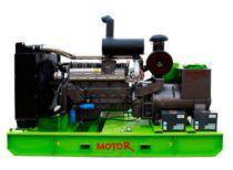 300 кВт открытая SHANGYAN (дизельный генератор АД 300)