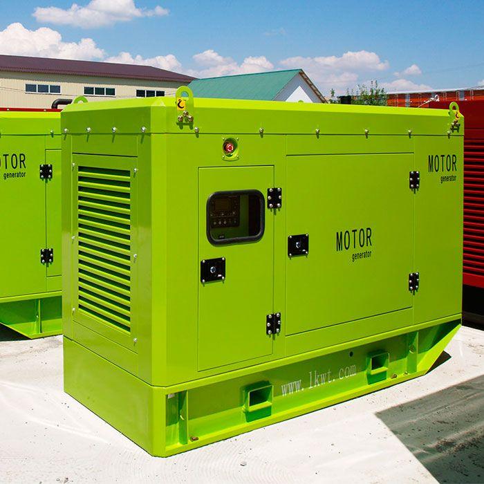 300 кВт в кожухе SHANGYAN (дизельный генератор АД 300)