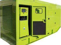 400 кВт в евро кожухе SHANGYAN (дизельный генератор АД 400)
