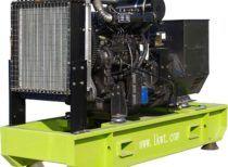 60 кВт открытая RICARDO (дизельный генератор АД 60)