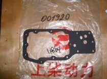 Прокладка № 1 теплообменника TDS 155 6LTE/Oil cooler gasket