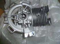 Запасные части для бензиновых двигателей. Двигатели HONDA. Блок цилиндров и связанные узлы на GX-35 - Блок цилиндра двигателя GX35/Cylinder Block