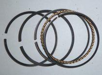 Запасные части для бензиновых двигателей. Двигатели LIFAN. Кривошипно-шатунный механизм на LF152F - Кольца поршневые LF152F/Piston rings