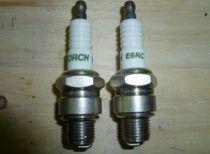Запасные части для бензиновых двигателей. Двигатели Robin-Subaru. Система электрическая на EХ- 17 - Свеча зажигания EX17/Spark plug
