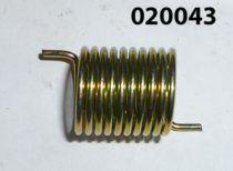 Пружина декомпрессора KM186F/Decompressor spring