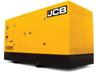 Дизельный генератор JCB G500QS
