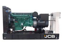 Дизельный генератор JCB G660S - 480 кВт