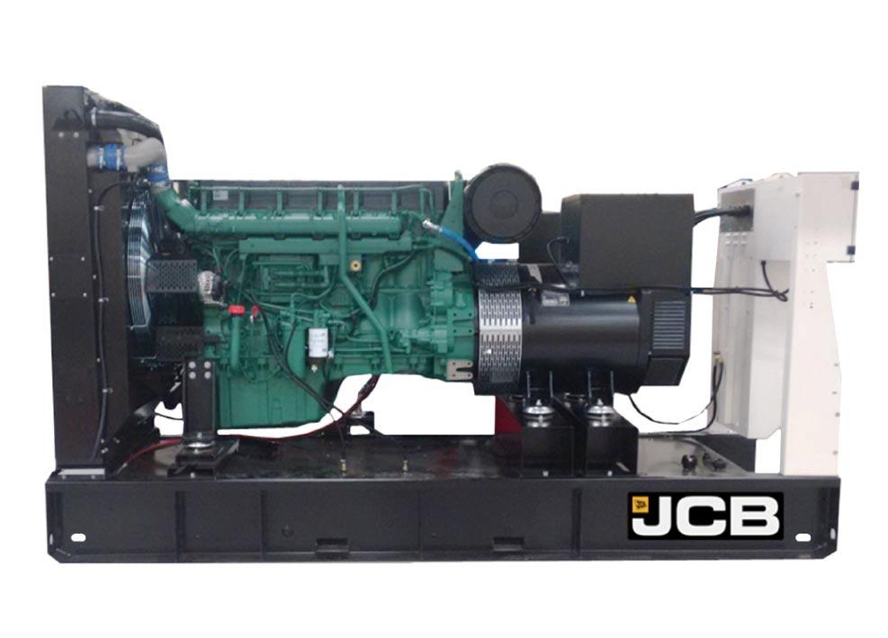 Дизельный генератор JCB G660S – 480 кВт