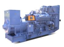 Дизельный генератор Mitsubishi MGS0450B