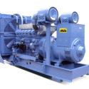 Дизельный генератор Mitsubishi MGS1400B