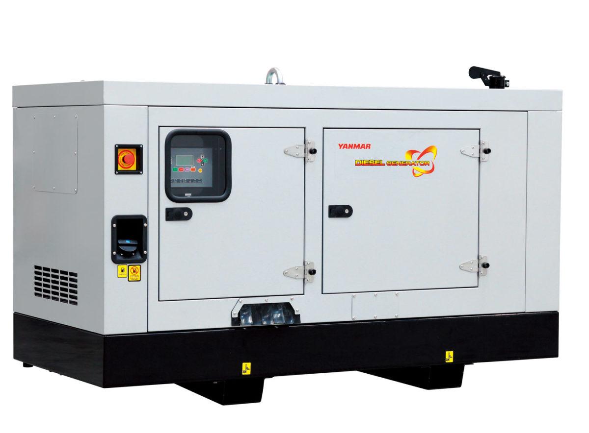Дизельный генератор YANMAR YH280DTLS-5B