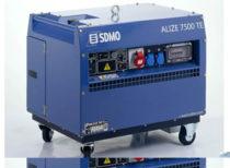 SDMO Портативная электростанция ALIZE 7500TE