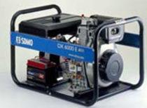 SDMO Портативная электростанция DX 6000E