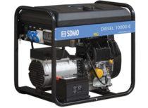 SDMO Портативная электростанция Diesel 10000E XL C