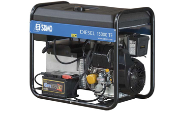 SDMO Портативная электростанция Diesel 15000TE
