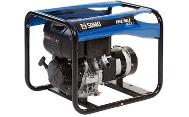 SDMO Портативная электростанция Diesel 3000