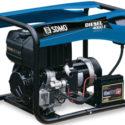 SDMO Портативная электростанция Diesel 4000E