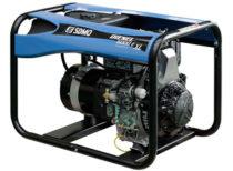 SDMO Портативная электростанция Diesel 6000EXL