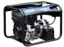 SDMO Портативная электростанция Diesel 6500TE