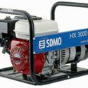 SDMO Портативная электростанция HX 3000