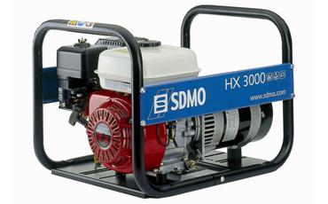 SDMO Портативная электростанция HX 3000C
